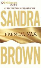 French Silk by Sandra Brown (2011, CD, Abridged)