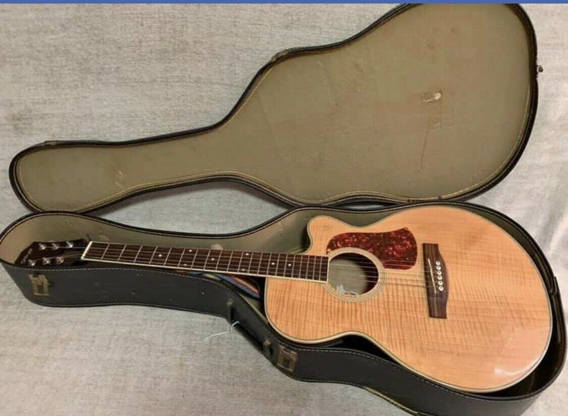 Stagg Acoustic Electric Guitar. Good Condition
