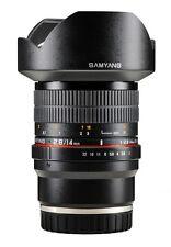 Samyang 14mm F2.8 Super Wide Angle Lens for Sony E-Mount - Model SY14M-E