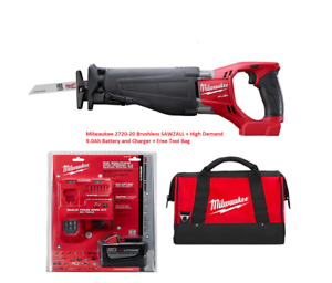 Milwaukee-2720-20-18-Volt-SAWZALL-9-0Ah-Battery-Rapid-Charger-and-Tool-Bag
