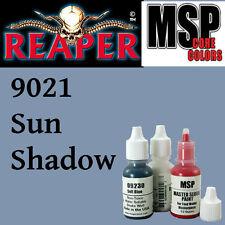 SNOW SHADOW 9021 - MSP 15ml 1/2oz paint pot peinture figurine REAPER MINIATURE