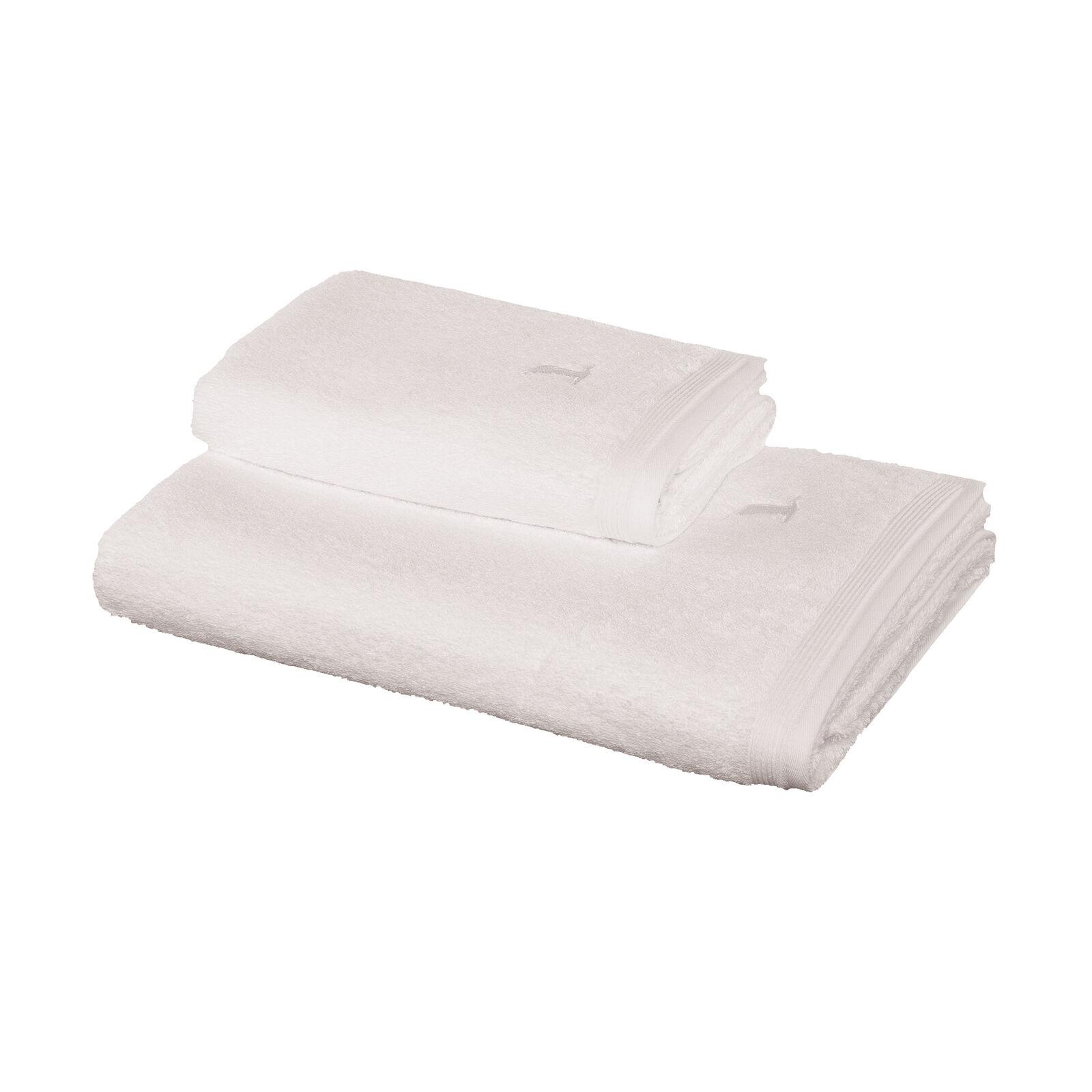 Möve Superwuschel Duschtuch weiß neu weiß 150 x 80 cm