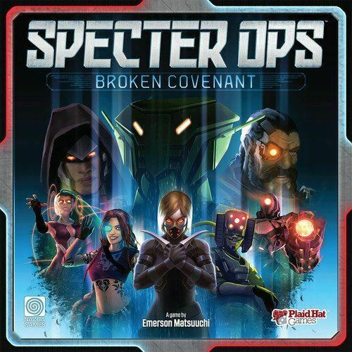 BROKEN COVENANT SPECTER OPS BOARD GAME