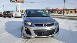 FULLY LOADED ALL WHEEL DRIVE 2010 MAZDA CX-7 GT SUV