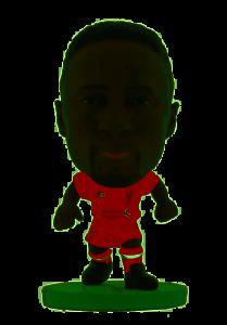 Soccerstarz Naby Keita LIVERPOOL Home 2019 Kit Figure