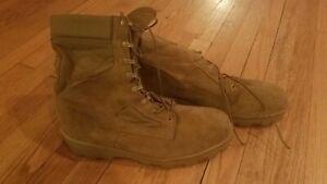 Bates E40501 USMC Durashocks Steel-Toe Vibram Sole Military Tact Boot 14 M