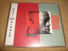 SHABBA BANKS - Mr. loverman   (Maxi-CD)