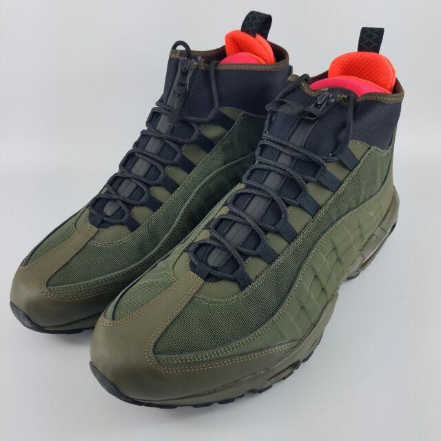 buy online ab134 ff734 Nike Air Max 95 Sneakerboot Dark Loden Green-khaki Cargo Sz 15 806809-300