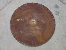 30 X 125 Diamond Concrete Asphalt Saw Blade For Edco Target Norton Husqvarna