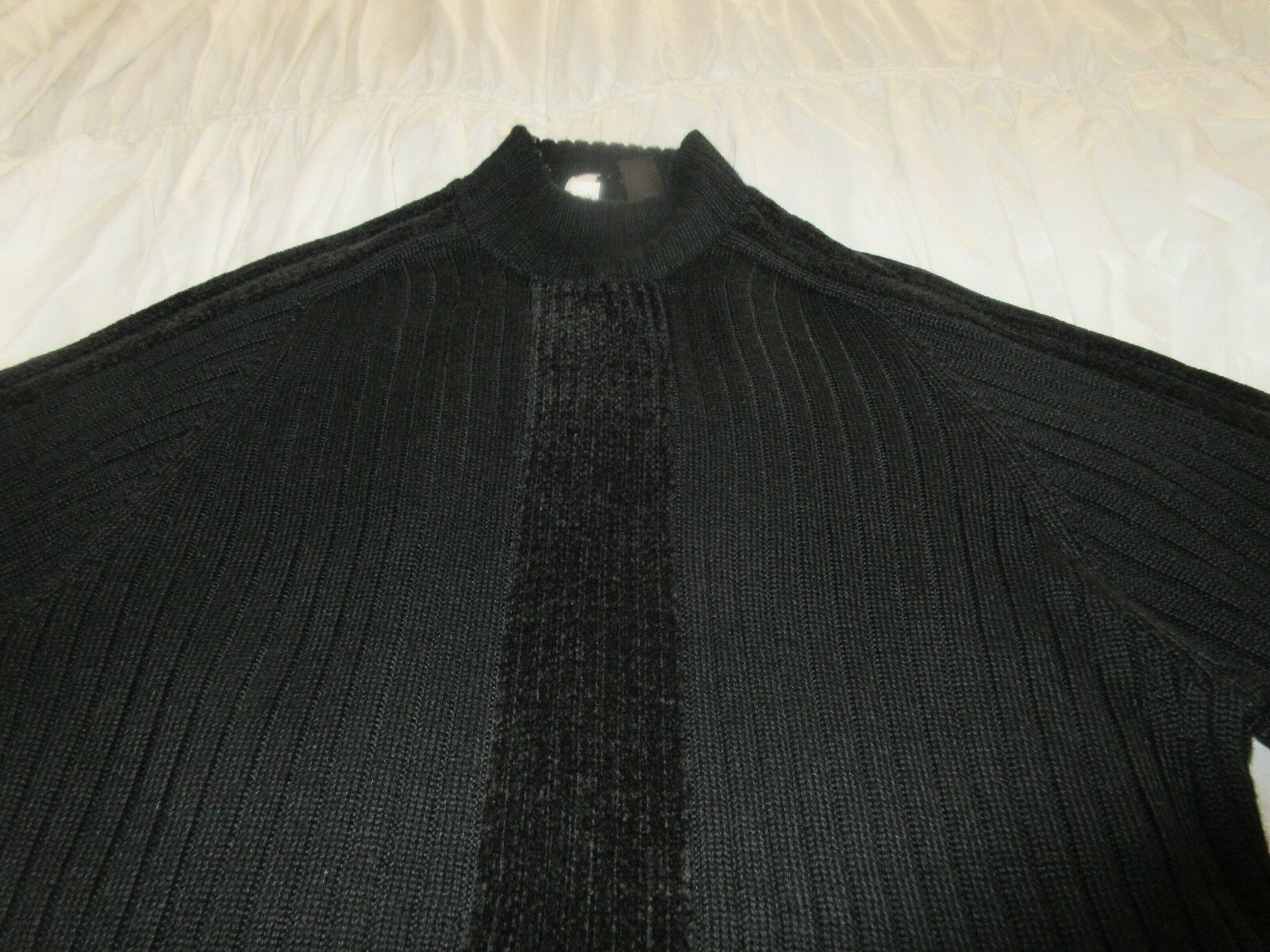 Claiborne , Men's Long Sleeve Sweater , Pull Over , XL