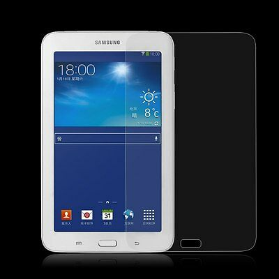 "Clear Screen Protector Film For Samsung Galaxy Tab 3 Lite 7.0 7"" T110 T111"