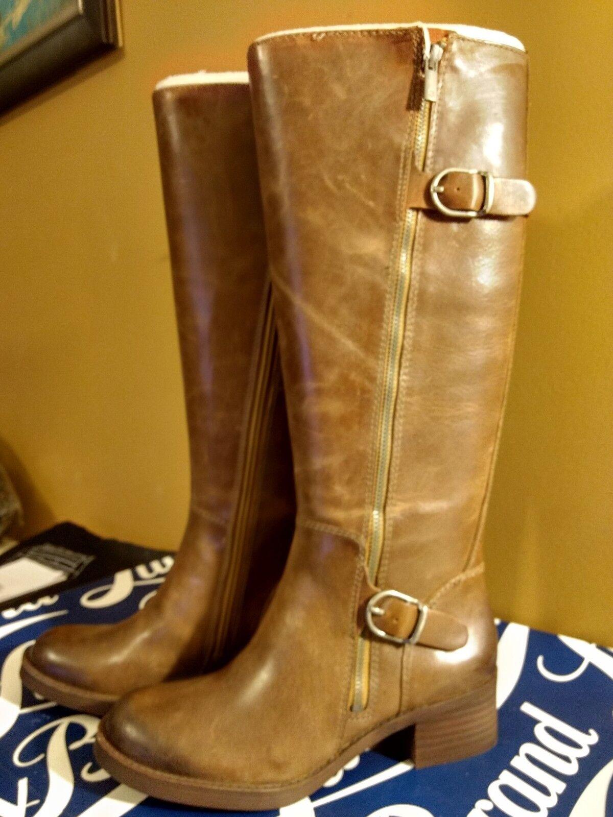 M Nueva con caja botas De Mujer Lucky Brand