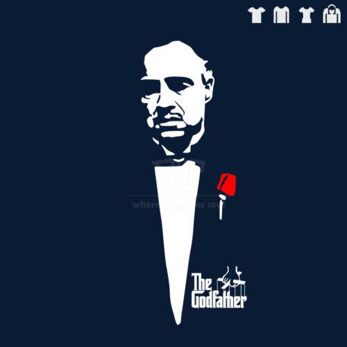 Godfather corleone men unisex Gildan t-shirt 100/% ringspun cotton 180gsm 5.3oz