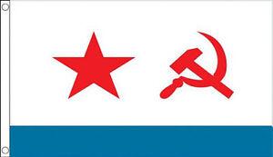 Ussr Flag Ww2 USSR MARINE FLA...