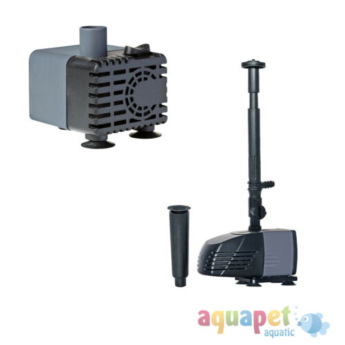 Pond equipment to give your garden a boost collection on for Pond pump equipment