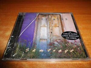 THE-CHIEFTAINS-Santiago-CD-ALBUM-PRECINTADO-ESPANA-LINDA-RONSTADT-CARLOS-NUNEZ