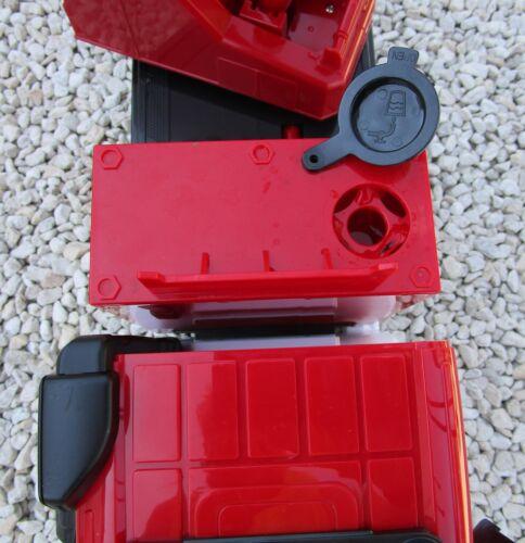RC Feuerwehr Mercedes Antos 2,4 GHz 1:20 /& Sprirtzfunktion ca 2 Meter 404960