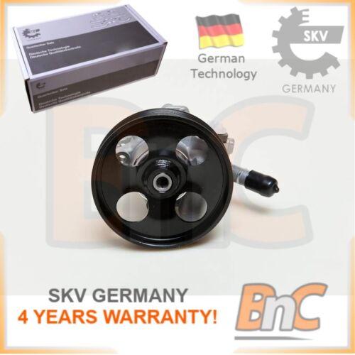 # GENUINE SKV GERMANY HEAVY DUTY STEERING SYSTEM HYDRAULIC PUMP PEUGEOT CITROEN