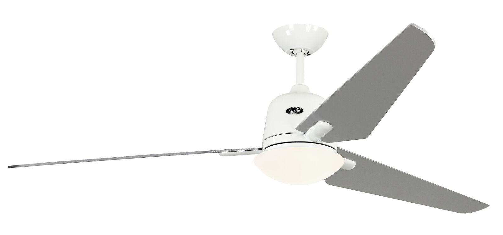 Ceiling fan CasaFan ECO AVIATOS 162cm 516091 White / Low consumption