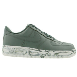 Details about Nike Air Force 1 '07 LV8 Leather Marble Mens AJ9507 300 Clay Green Shoes Size 13