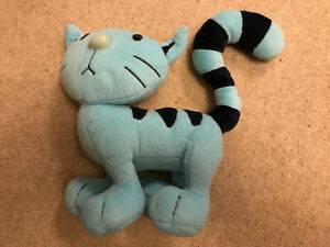 BOB-THE-BUILDER-giocattolo-morbido-PILCHARD-THE-CAT-Beanie