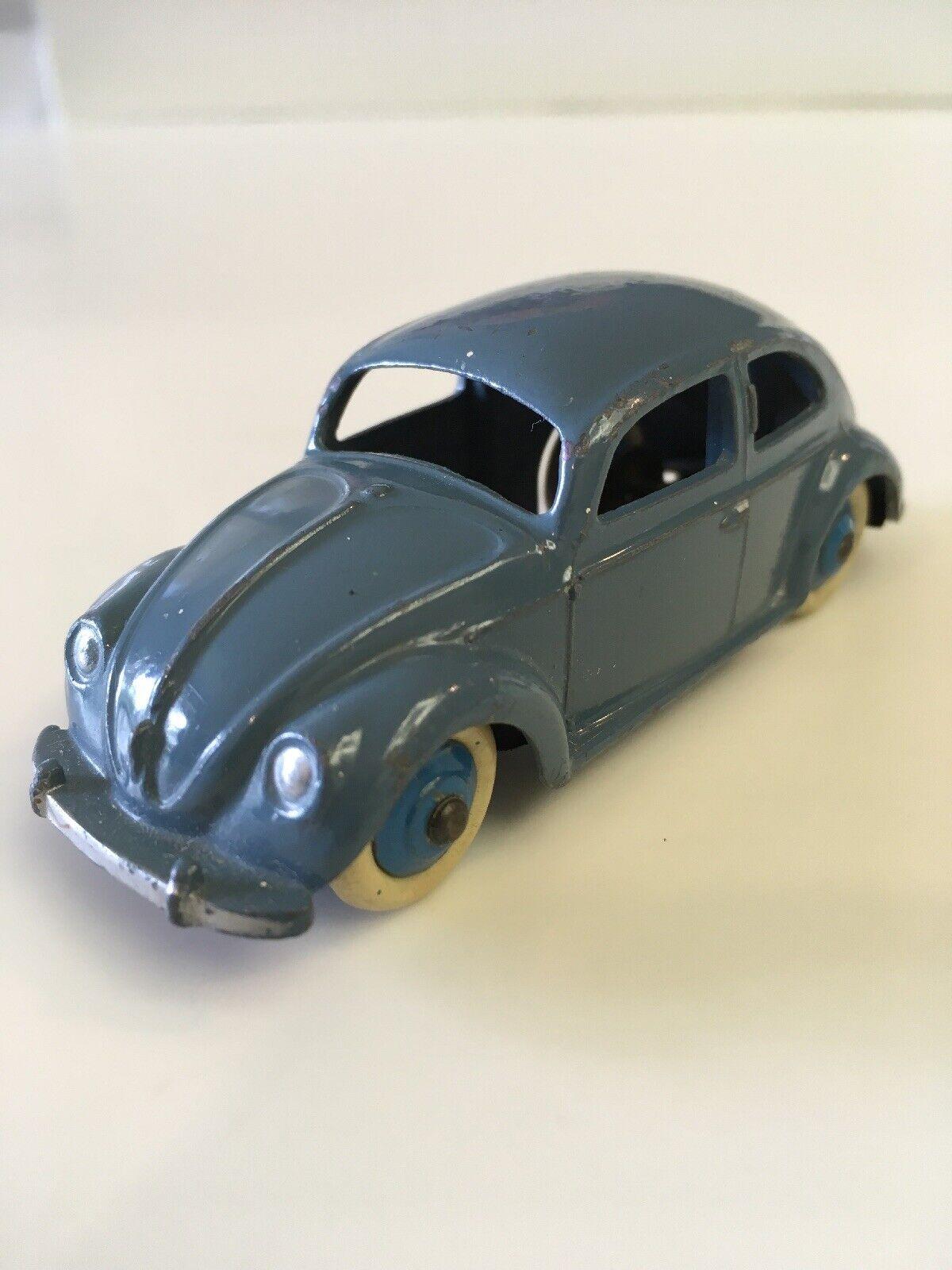 DINKY TOYS MECCANO VOLKSWAGEN NO.181  1956 Bleu Fabriqué en Royaume-Uni  il y a plus de marques de produits de haute qualité