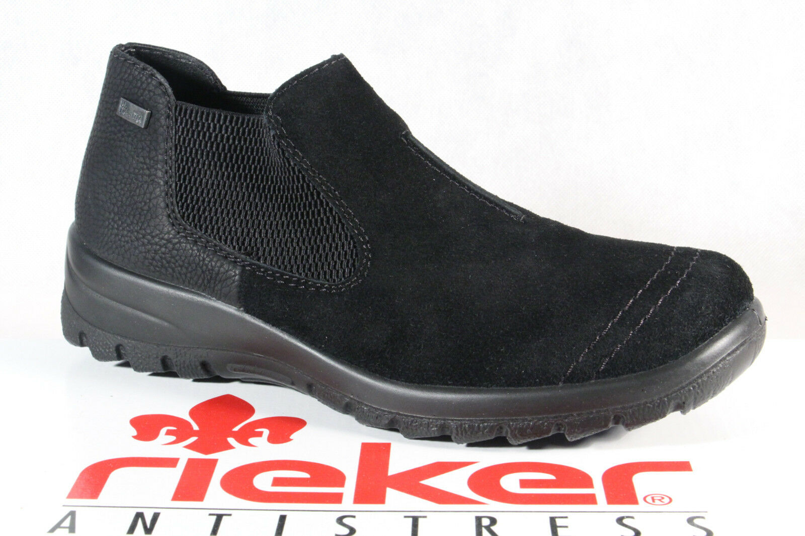 Rieker Slippers Ankle stivali Low scarpe stivali Winter  scarpe L7190 Echtledertex Nuovo  incredibili sconti
