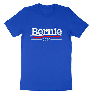 Bernie-Sanders-for-President-2020-T-Shirt-Democrat-Vote-Election-Feel-the-Bern