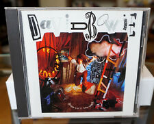 CD David Bowie - Never let me down - EPI AMERICA JAPAN -  NM