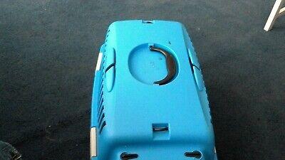 Buono Portable Pet Carrier Blu/grigio-mostra Il Titolo Originale