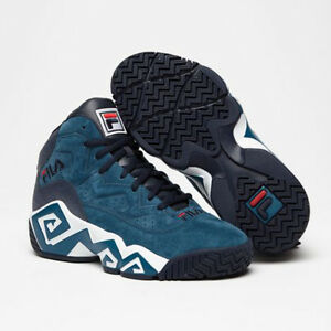 64f4aeca058f NEW MENS FILA LIMITED EDITION RETRO MB BASKETBALL SNEAKER iconic ...