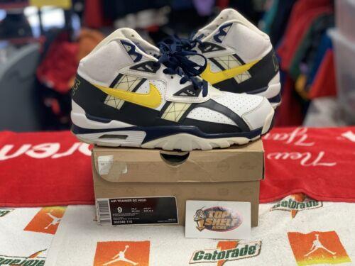 Nike Air Trainer SC High Bo Jackson Size 9 Vintage