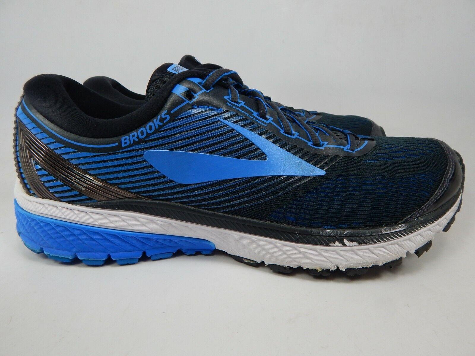 Brooks Ghost 10 tamaño nos 11.5 m (D) para hombres zapatos para correr azul 1102571D056