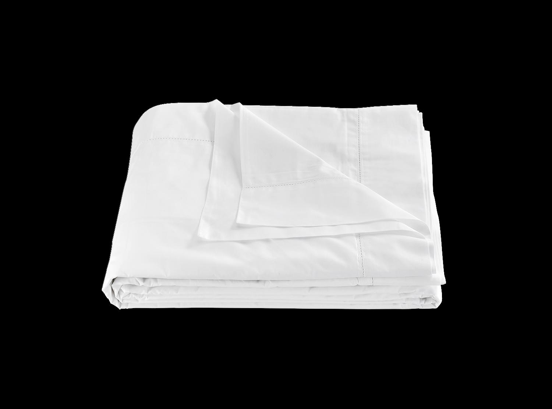 Matouk Milano Hemstitch König Duvet Startseite - Weiß