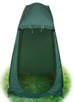 Army Green Pop Up Dressing Changing Room Hiking Tent