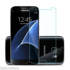 For Samsung Galaxy S7 Screen Protector Tempered Glass Premium Shock Proof glas