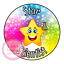 Well-Done-Excellent-School-Teacher-Reward-Stickers-Star-Student-Pupil-Class thumbnail 3