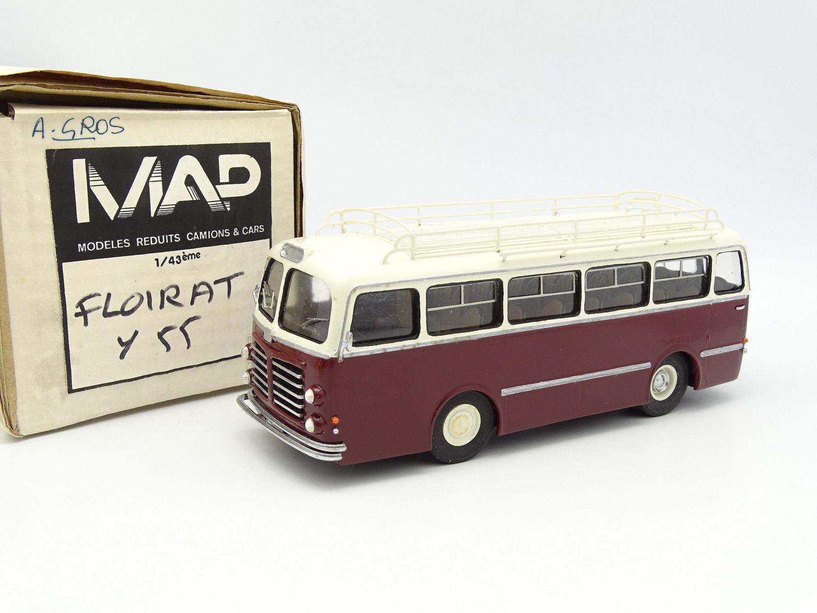 MAP Résine 1 43 - FLOIRAT Y55 Autocar 1956