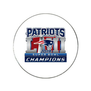 6df17fce47c 2019 LIII Super Bowl Champion New England Patriots Magnetic Golf ...