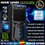 Ordenador-Pc-Gaming-Intel-Core-i5-8400-8GB-1TB-GTX1650-4GB-OC-DDR5-De-Sobremesa miniatura 1