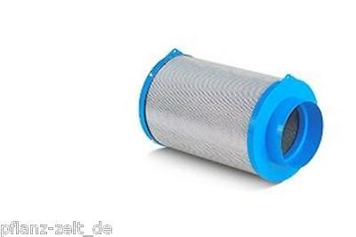 Carbon Active Granulate Filter 300 / 125 mm AKF Grow Abluft CarbonActive Filter