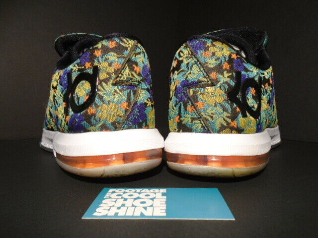 finest selection 06a7a be3aa ... NIKE KEVIN DURANT KD VI 6 EXT QS FLORAL MULTI-COLOR MULTI-COLOR MULTI  ...