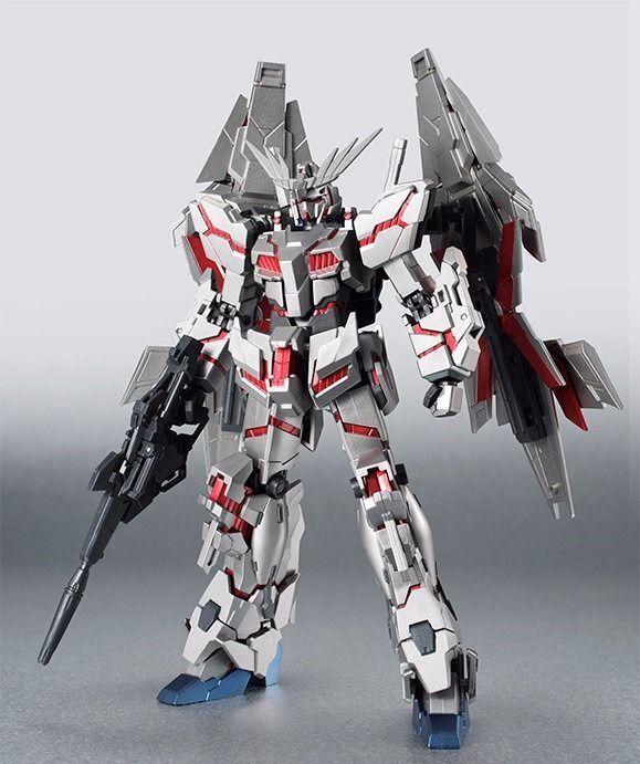 Robot Sprits Side Ms RX-0 Unicornio Gundam 03 Phenex Tipo Rc Destruir Modo