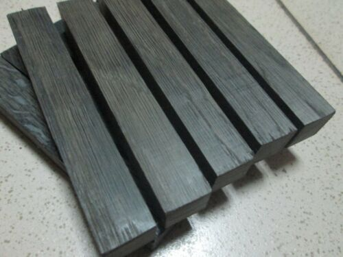 morta,wood set of 5pcs Bog oak blanks for pen 150x20x20mm from 1000-6000year