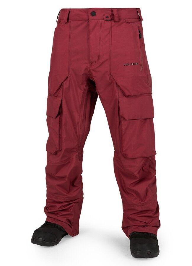 VOLCOM Men's TD2 AMAZING VOLCOM Snow Pants - BLR - Medium- NWT