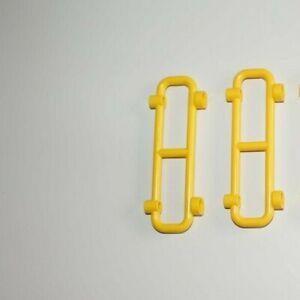 x2 LEGO 2486 LEGO 2486 Bar 1 x 8 x 2