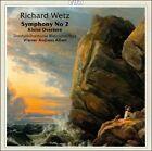 Richard Wetz: Symphony No. 2; Kleist Overture (CD, Mar-2000, CPO)