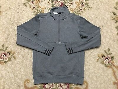 adidas 1/2 zip fleece