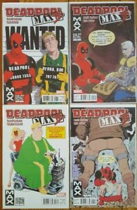 Image Is Loading Deadpool Max II 1 2 3 4 First