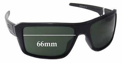 SFX Replacement Sunglass Lenses fits B+D 4664 66mm Wide